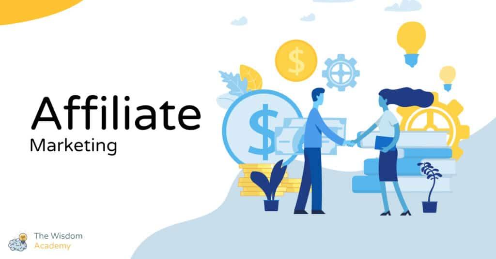 affiliate marketing คือ